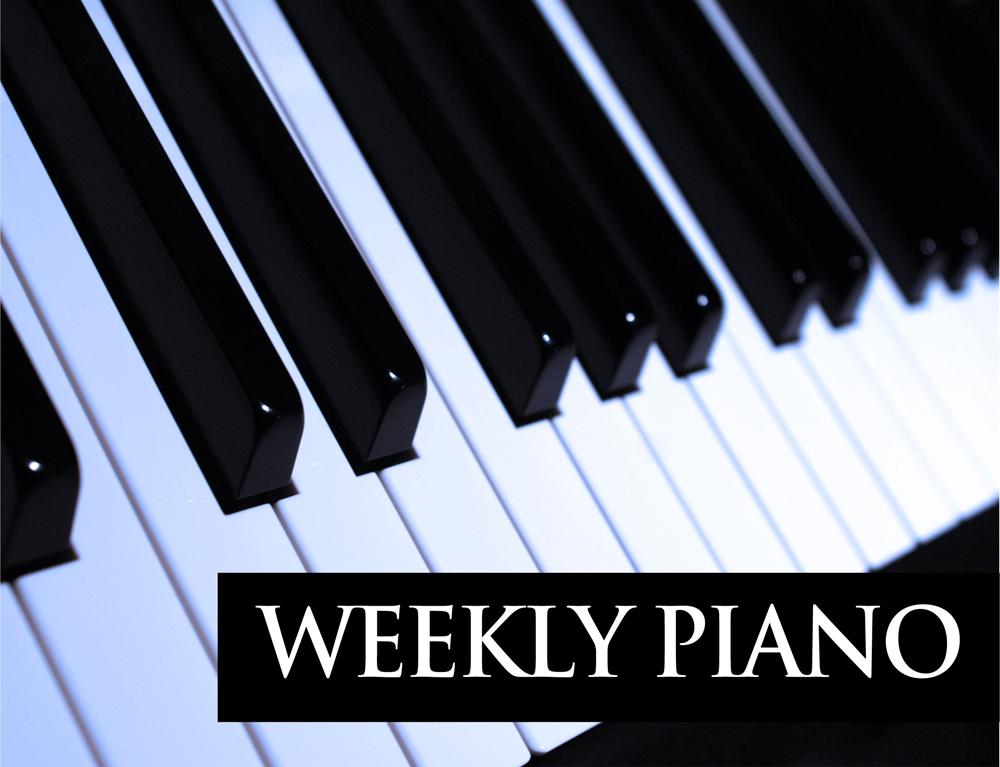 Weekly-Piano