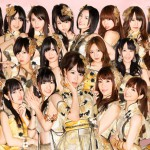 "AKB48 / Awarded ""Asia's Most Popular Group"" in Beijing"