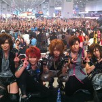 Popular rock band ViViD excited 10,000 Hong Kong local fans!