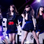 Most powerful girls rock band SCANDAL will be on 1st tour abroad