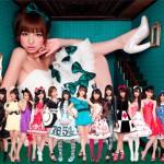 "AKB48 / Release of 24th Single ""Uekara Mariko"""