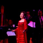 Saori Yuki / Successful Collaboration Live with Pink Martini at NY Town Hall