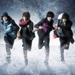 "flumpool / Special Invitation to ""Taiwan KKBOX Digital Music Awards"""