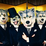 MAN WITH A MISSION / Wolves storming down on in France, too!? A headline-making band of wo...