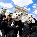 MAN WITH A MISSION / First Stage at JAPAN EXPO with Audience of 5000!