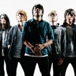 CROSSFAITH Attending the 「WARPED TOUR」London Performance