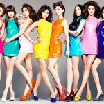 "Model Girls / Simultaneous Worldwide Debut of ""Model Taisou(Exercise)"""