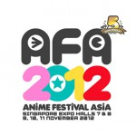 Anime Festival Asia Singapore 2012 / Artist Lineup for Live Performance
