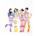 Singapore based animation song idol Sea☆A's first album