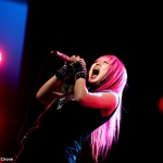 J-Rock bands DAZZLE VISION and CANTOY set concert record at Tekkoshocon 2013