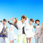 "Cover artwork and MV for 2013, AAA-style, summer tune, ""Love Is In The Air"", unveiled"