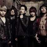 "Crossfaith announced the U.K. Tour with Limp Bizkit, sponsored by British magazine ""K..."