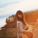 Rina Katahira Becomes First Women Artist to be Named Epiphone Artist at Her Major Debut An...