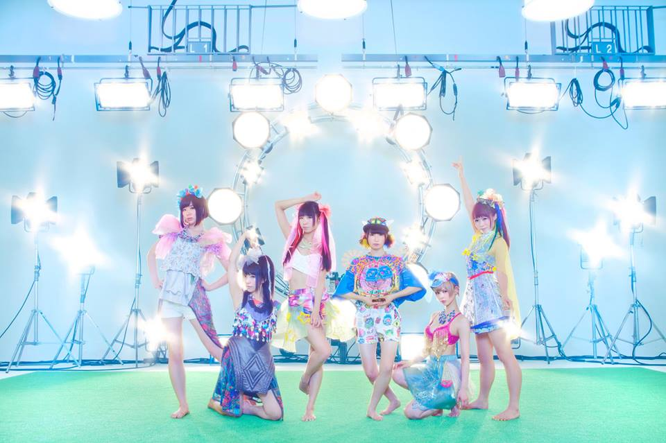 dempagumi inc in charge of first ever anime opening theme song 90