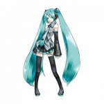 Miku Hatsune, Appearing in Lady Gaga's US Tour as Opening Act