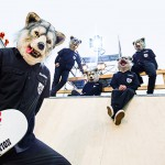 MAN WITH A MISSION's Collaboration Movie With AXE Now Available