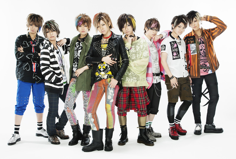 FUDANJUKU-2013-09-Dansou-Revolution-Group