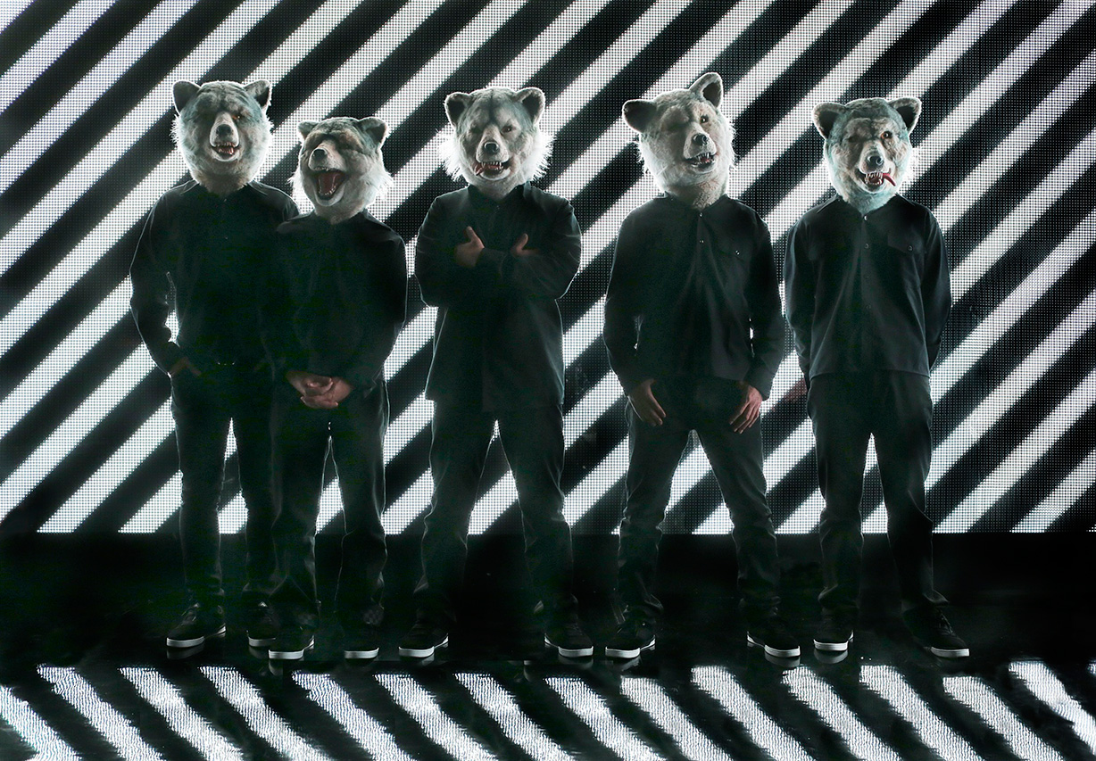 details for man with a mission s first single on sony music sync