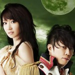 "Artist Photos for Nana Mizuki x T.M.Revolution's ""Kakumei Dualism"" Unveiled"