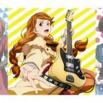"NEGOTO's new song ""Synchromanika"": Cover Artwork Synchronizes with Anime ""Galileidonna"""