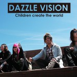 Screamo rock band DAZZLE VISION now on Spotify