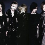the GazettE's New Album Ranks-In In European Charts