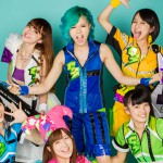 Female JRock band Gacharic Spin returns to America for Tekko 2014