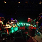 "An American Post Hard Core Avant Mass Rock Band, ""tera melos"", Guest Starrs for LITE's Nat..."