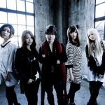 T.M. Revolution / Scandal, split-single release