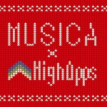 MUSICA Collaborates with HighApps! The Timetable and the Novelty Have Been Revealed! Also,...