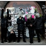 MAN WITH A MISSION shoots the music video for their lead single in Los Angeles