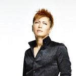 GACKT's New Song Gets Full Support from SPACE SHOWER MUSIC