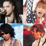 Live Viewing of <L'Arc~en~Ciel LIVE 2014 at Kokuritsu Kyougijo> To Be Held In Theaters Wor...