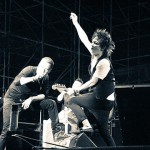 INORAN Performs as Surprise Guest at Outdoor Festival in Beijing
