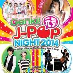 "J-POP LOVERS CELEBRATE THE BIRTH OF INAUGURAL ""GENKI! J-POP NIGHT"" IN SINGAPORE"