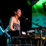 Mayu Wakisaka Performing at TGE,in UK,  After Having a Blast at SXSW2014