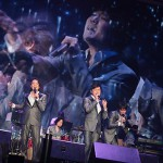 "[Live report] Gospellers ""We want to dedicate these words to Kokuritsu Kyogijo. 'Forever'""..."