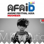ANIME FESTIVAL ASIA INDONESIA 2014 to be held in August!