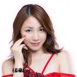 You Kikkawa is the first female Japanese idol to perform in Brazil