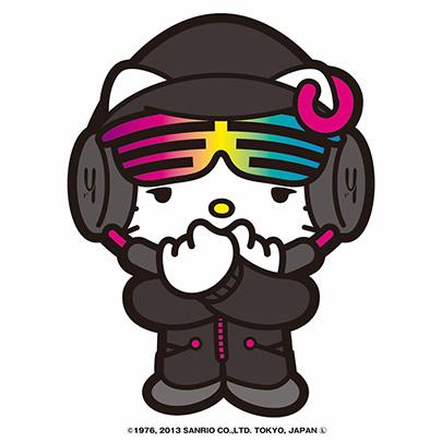 DJ-HELLO-KITTY