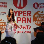 "Mayuko Performed Live at ""HYPER JAPAN"" Held in London"