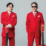 Ken Hirai Guest Stars at GONTITI's Double 60th Birthday Festival