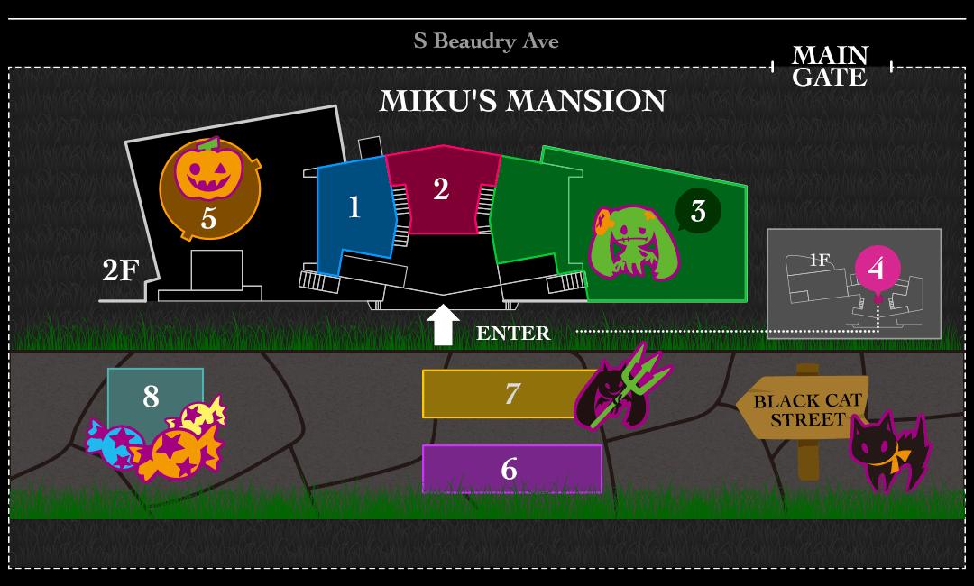 MIku-Expo-LA-Mansion-Map