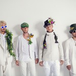 MONKEY MAJIK promise to return to Taiwan at their packed show