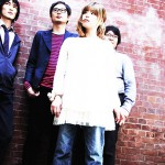 Japanese four-piece band, Taffy, on their first European tour. Germany and Italy shows wer...
