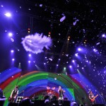 """Over the L'Arc-en-Ciel"" and the special live footage of ""WORLD TOUR 2012"" will be distrib..."