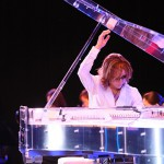 "Yoshiki's Prediction ""Humans will Compete Against AI's compositions""."