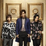 "w-inds. shine overseas as the ""Most influential artist in Asia"""