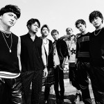 "GENERATIONS from EXILE TRIBE on world tour. ""ONE PIECE"" theme song to be released in Augus..."