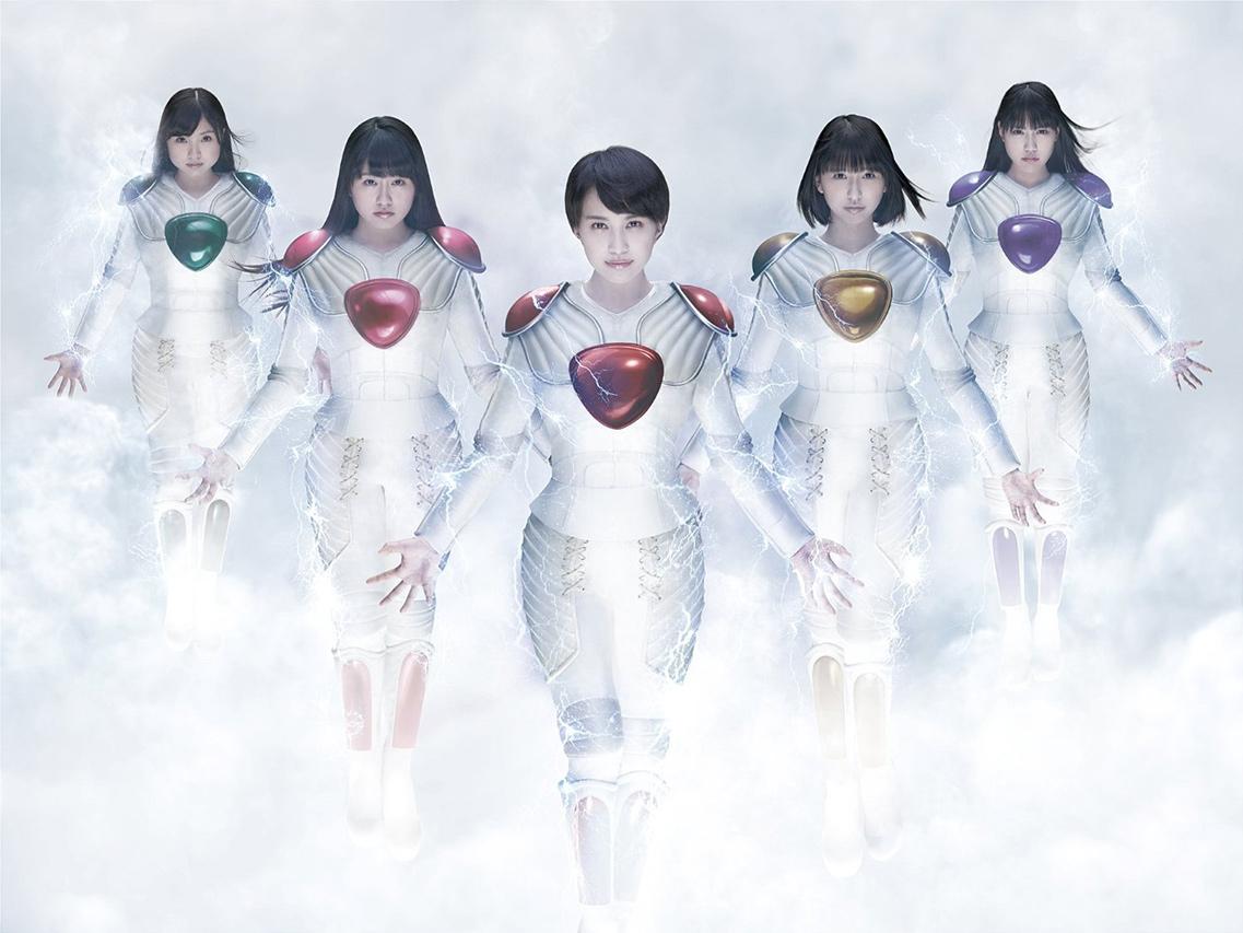 Momoclo Anime Expo LA Concert Help From KISS SYNC MUSIC JAPAN